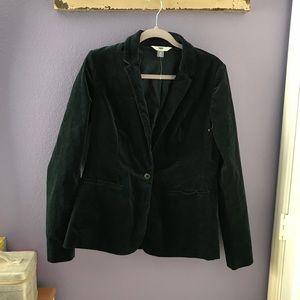 NWOT Women's Green Blazer